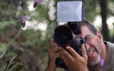 "José Luis Rivero, fotógrafo: ""Estas personas tan maravillosas me han enseñado mucho"""