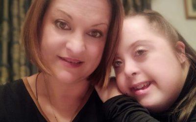 La aplaudida iniciativa solidaria de la madre de una usuaria con Síndrome de Down