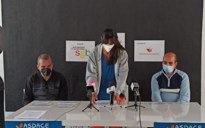 ASPACE Cáceres trabaja las ODS de la mano de Soguiba