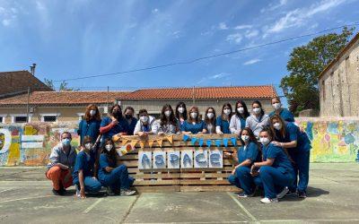 ASPACE Cáceres con su sede en Trujillo celebra el 6º aniversario