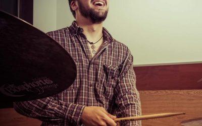 Entrevista a Javier Teijón, profesor de batería de Antonio Rodríguez