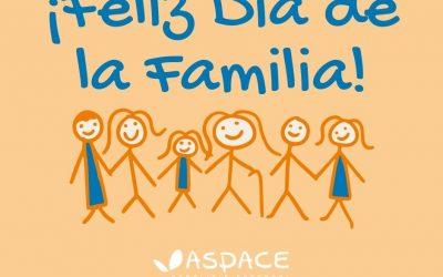 (VÍDEO) ASPACE Cáceres celebra el Día Internacional de la Familia