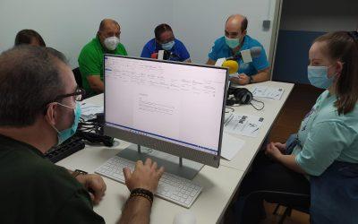 Fundación Iberdrola apuesta por una radio inclusiva en ASPACE Cáceres.