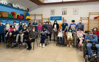 CERMI presenta en ASPACE Cáceres el Servicio de Apoyo a Mujeres y Niñas con Discapacidad Víctimas de Violencia en Extremadura (SAVIEX)